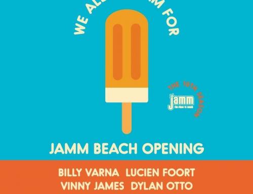 Opening Jamm Beach 2015