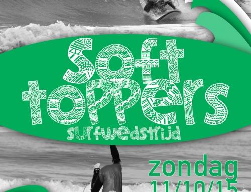 Surfwedstrijd in Ter Heijde