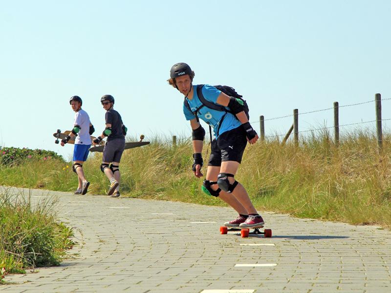 Dreams skateschool Ter Heijde aan Zee