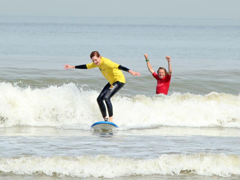Dreams surfschool Ter Heijde aan Zee